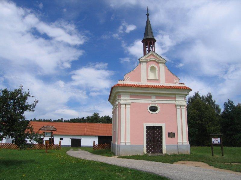 Kaple a Pergola u sv. Víta